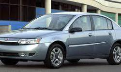 $4,495 Used 2003 Saturn ION for sale.