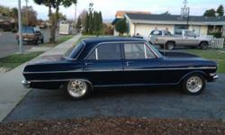 $4,500 1964 Chevy Nova street rod