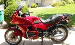 $4,500 1997 BMW Motorcyle K1100 RS