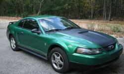 $4,500 2001 Ford Mustang
