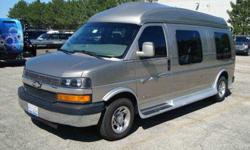 $4,500 2003 Chevy Hightop Conversion