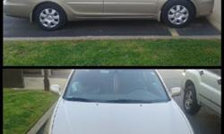 $4,500 OBO 2002 Toyota Camry