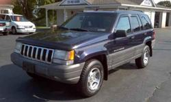 $4,500 Used 1998 Jeep Grand Cherokee for sale.