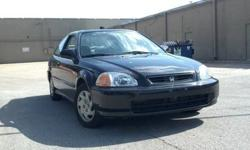 $4,600 1997 Honda Civic EX 2D Coupe