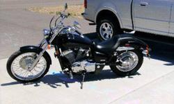 $4,700 2007 Honda Shadow VT750C2