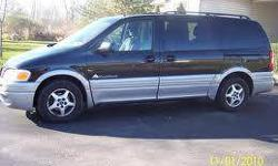 $4,795 Used 2001 Pontiac Montana for sale.
