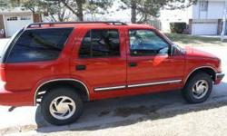 $4,800 2001CHEVY BLAZER//// (council bluffs)