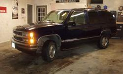 $4,900 1999 Chevy Tahoe- Runs Great