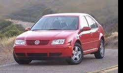 $4,995 Used 2003 Volkswagen Jetta for sale.