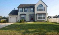 4 Martin Ln Sicklerville Three BR, Colonial Style Home for