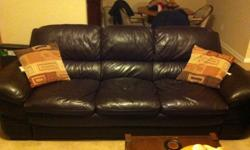 $500 Leather Sofa - Flexsteel Latitudes Collection
