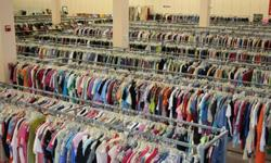 $500 Liquidating- 100lbs of Assorted Clothing