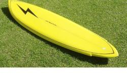 $500 New Lightning Bolt Surfboard replica