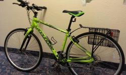 $500 OBO 2013 Cannondale Quick 5 Bicycle--Brand New