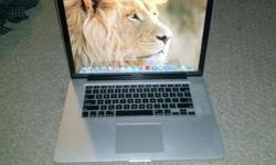 $500 OBO Apple Laptop