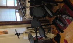 $500 OBO Electronic Drum Set (SIMMONS)