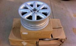 $500 Two sets of Mini Cooper Wheels (17 inch) (Louisville)