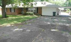 505 Burns St West Memphis Three BR, Spacious home 2058 sq.ft