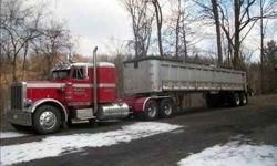 $50,000 1979 Peterbilt 359 and 1997 Trail Star Trailer