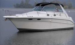 $50,000 1997 Sea Ray 330 SUNDANCER