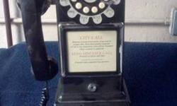 $50 1950's replica pay telephone