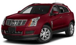 $50,285 2014 Cadillac SRX Performance Collection