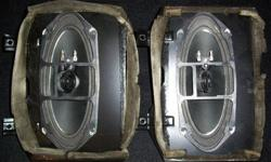 $50 4X8 Car Speakers 1994 Chevy (94 Chevrolet) 1500 SUV