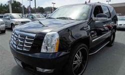 $50,995 2011 Cadillac Escalade Base