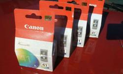 $50 9 Canon Printer INK cartridges