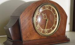 $50 Antique Seth Thomas Electric Mantel Clock