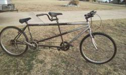 $50 Bicycle for 2 (Piedmont, OK)