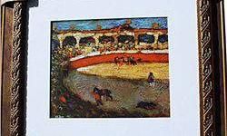 $50 Bullfight III - Picasso - Limited Edition