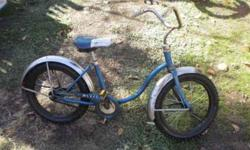 $50 Classic Little Girls Bike (Norman by College)
