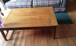 $50 Coffee Table