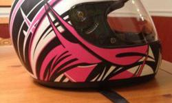 $50 Female Motorcycle Helmet