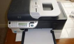 $50 HP Officejet Printer