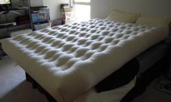 $50 Inflatable airbed - Queen