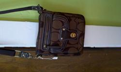 "$50 ""KnockOff"" Coach Messenger Bag/wallet"