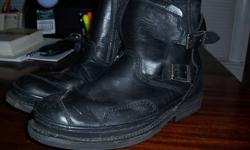 $50 Like new Genuine Harley Davidson riding boots