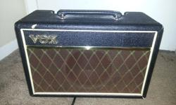 $50 OBO Vox Pathfinder 10 (used, very nice clean channel and