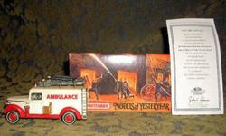 $50 Rare Limited Edition - Matchbox Models of Yesteryear -