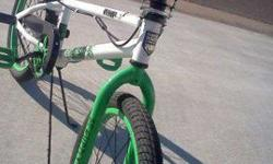 $50 Shaun White boys freestyle 18in bike (Moore)