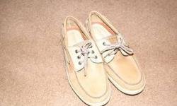 $50 Sperry Shoes Mens Size 8M