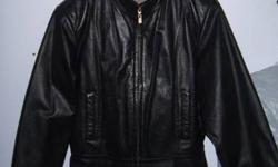 $50 Wilsons Leather spring/fall jacket