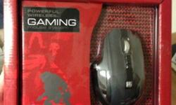 $50 Wireless gaming mouse. X8 microsoft mouse