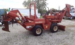 5110 DD Ditch Witch Trencher