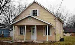 519 N Dye St Virden, Three BR, Two BA house with spacious