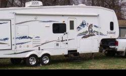 $51,000 2008 Forest River Wildcat 32Qbbs Bunkhouse