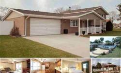 5212 Ottawa Drive Fairborn Three BR, The Home You Waited For