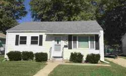 528 W FISK Street Macomb Two BR, great starter home